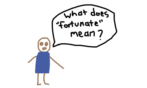Fortunate-1